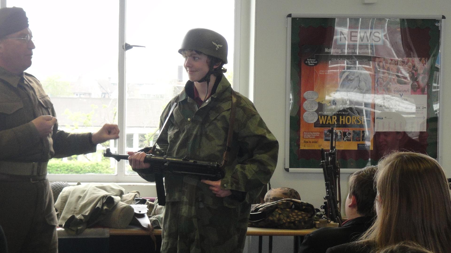 German Airborne Forces