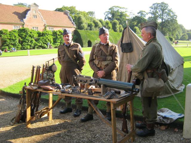 The RAF Regiment 1942